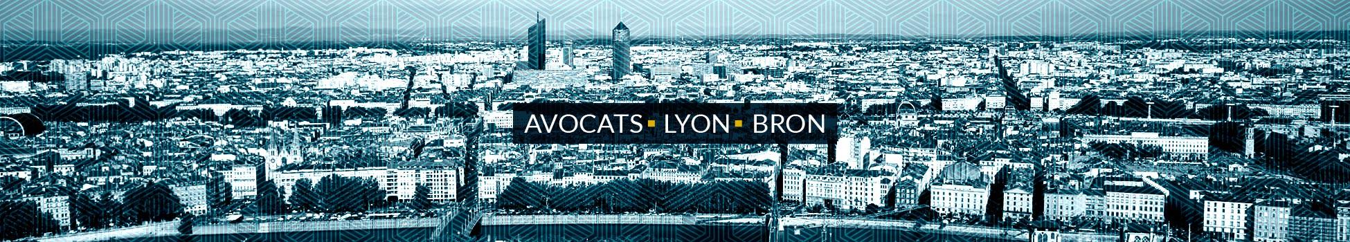Avocats à Lyon et à Bron